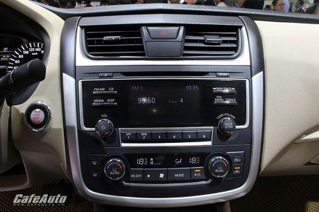 Nissan Teana 2016 ra mat tai VIMS 2016 - Anh 4