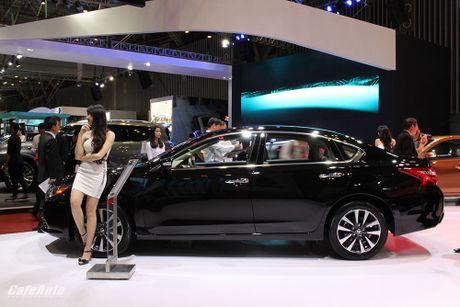 Nissan Teana 2016 ra mat tai VIMS 2016 - Anh 6
