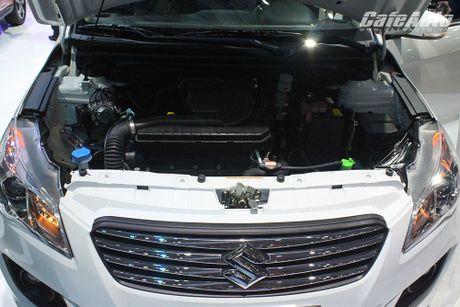 Suzuki Ciaz chinh thuc ra mat tai Viet Nam, gia tu 580 trieu dong - Anh 7