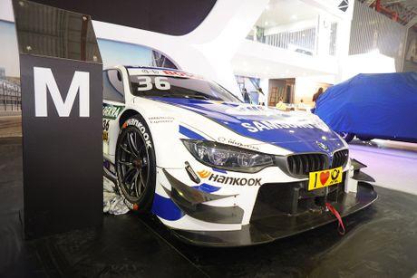 Ngam xe dua BMW M4 DTM doc nhat VIMS 2016 - Anh 1