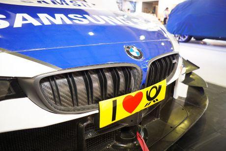 Ngam xe dua BMW M4 DTM doc nhat VIMS 2016 - Anh 5