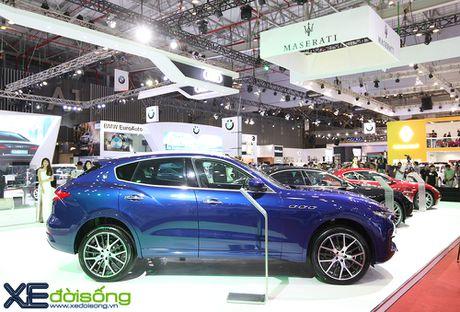 Dan xe Maserati goi cam lan dau xuat hien tai VIMS 2016 - Anh 5