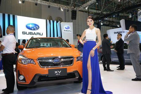 Subaru Viet Nam tai VIMS 2016: Dam dac phong cach the thao - Anh 6