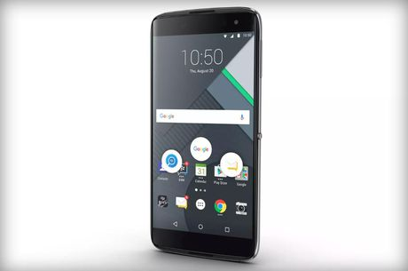 Blackberry DTEK60 ra mat: Snapdragon 820, RAM 4GB, gia 499USD - Anh 1