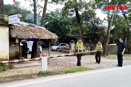 Chinh thuc do sao chan kiem soat lam san tai Truong Bat - Anh 2