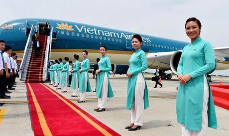 Trien khai hop tac giua Vietnam Airlines va All Nippon Airways - Anh 1