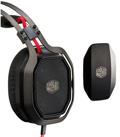 Ngam headphone chuyen game moi tu Cooler Master - Anh 5