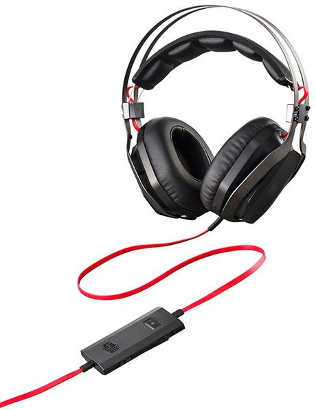 Ngam headphone chuyen game moi tu Cooler Master - Anh 6