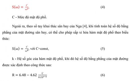 Nghien cuu phuong phap mat do pho trong danh gia do bang phang mat duong san bay tai Viet Nam - Anh 3