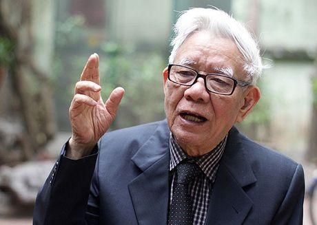 Ong Nguyen Dinh Huong: 'Trinh Xuan Thanh bi khoi to thi ong Vu Huy Hoang cung phai ra toa' - Anh 1
