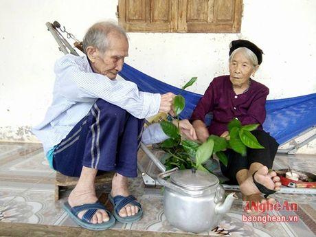 Bi quyet cua cap vo chong tho hon 100 tuoi - Anh 2