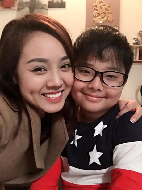 MC Thao Van - Khi yeu thuong vuot len su gian hon - Anh 3