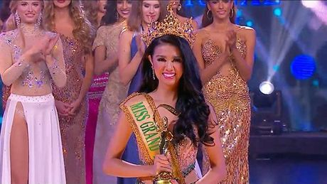 Indonesia chien thang Miss Grand International, Viet Nam se dang cai to chuc nam 2017 - Anh 2