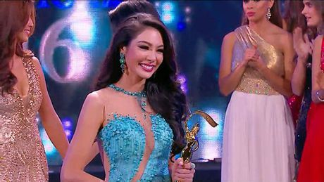 Indonesia chien thang Miss Grand International, Viet Nam se dang cai to chuc nam 2017 - Anh 3