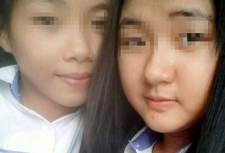 Bac Ninh: Noi doi di tap van nghe, hai nu sinh mat tich bi an - Anh 1