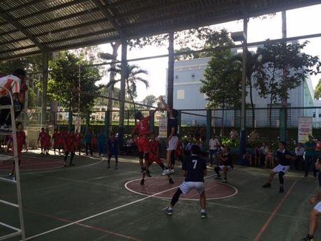 Caosu Phu Rieng dat giai nhat toan doan hoi thao CNVC - LD nganh Caosu VN - Anh 2