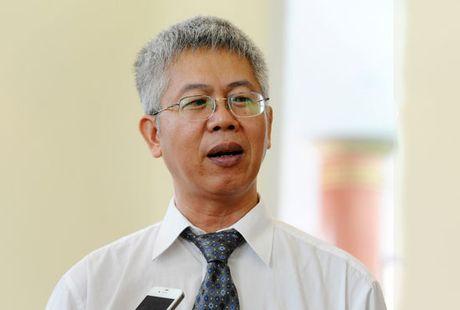 TS.Nguyen Duc Kien: 'Can co bo luat rieng xu ly no xau' - Anh 1