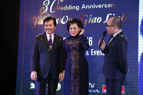 Danh ca Giao Linh ky niem 30 nam ngay cuoi tai VN - Anh 1