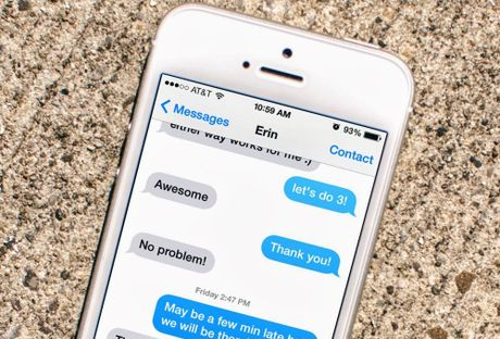 iMessage cho Android tung duoc Apple thu nghiem noi bo - Anh 1