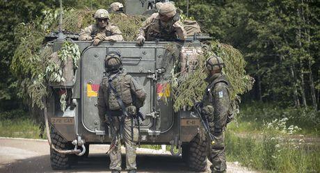 Tinh nhue NATO, My ram ro toi Baltic - Anh 1