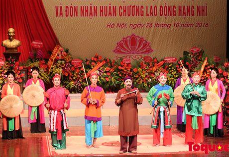 Nha hat Cheo Viet Nam don Huan chuong lao dong hang nhi - Anh 2
