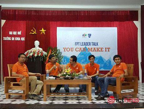 Lanh dao tre FPT Software Da Nang chia se kinh nghiem lam voi doi tac nuoc ngoai - Anh 1