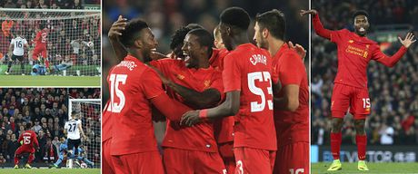 Liverpool, Arsenal cung thang o League Cup - Anh 3