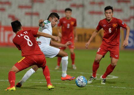 U-19 Viet Nam duoc AFC lam 'hinh mau' nghien cuu - Anh 1