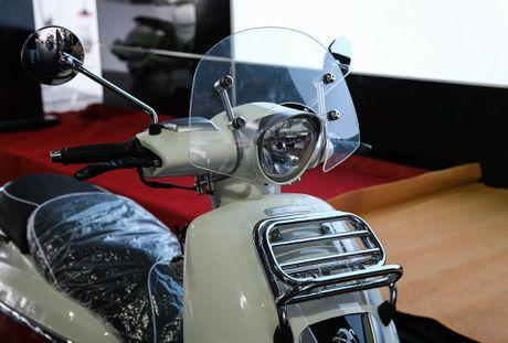 Chi tiet Peugeot Django - doi thu moi cua Vespa tai VN - Anh 18