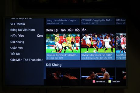 Anh FPT Play Box ban moi ho tro xem video 4K, Internet TV - Anh 10