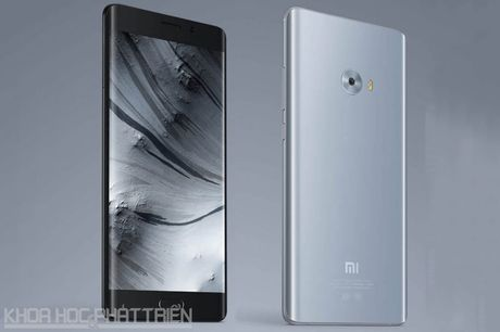 Can canh smartphone man hinh cong, RAM 6 GB cua Xiaomi - Anh 16