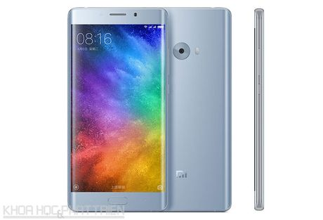 Can canh smartphone man hinh cong, RAM 6 GB cua Xiaomi - Anh 18