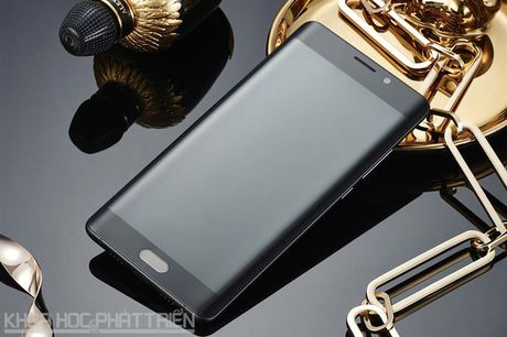 Can canh smartphone man hinh cong, RAM 6 GB cua Xiaomi - Anh 21