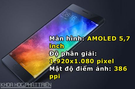Can canh smartphone man hinh cong, RAM 6 GB cua Xiaomi - Anh 5