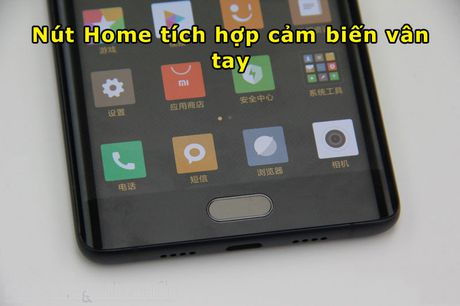 Can canh smartphone man hinh cong, RAM 6 GB cua Xiaomi - Anh 9