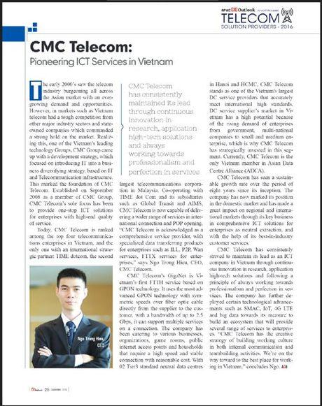 CMC Telecom - Top 25 doanh nghiep vien thong trien vong 2016 - Anh 2