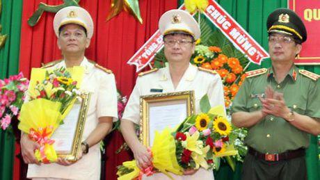 Soc Trang co Giam doc Cong an moi - Anh 1