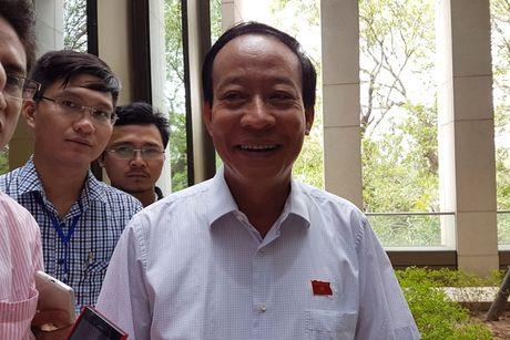 Thuong tuong Le Quy Vuong noi ve vu an tai Oceanbank - Anh 1