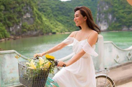 MC Ky Duyen doi hoi su tuyet doi trong tinh yeu - Anh 1