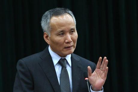 Thu truong Tran Quoc Khanh: Tao khong gian de bao ve san xuat trong nuoc - Anh 1