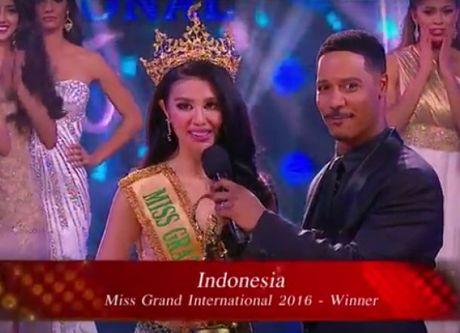 Nguyen Thi Loan lot top 20 Hoa hau hoa binh the gioi 2016 - Anh 2