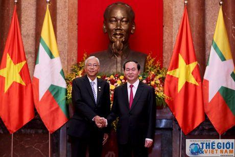 Viet Nam - Myanmar keu goi khong su dung vu luc o Bien Dong - Anh 1