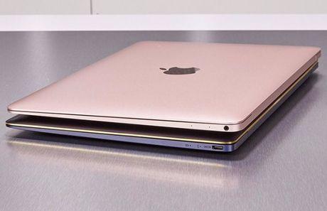 ZenBook 3: Laptop gia 40 trieu dong co dang mua hon Macbook 2016 - Anh 1