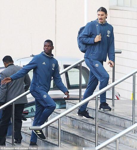 Ibrahimovic ngao nghe tuyen bo se tao 'KHAC BIET' truoc Man City - Anh 2