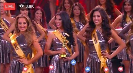 Nguyen Thi Loan truot Top 10, my nhan Indonesia la Hoa hau Hoa binh 2016 - Anh 2