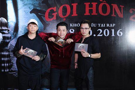 Hotgirl Quynh Chi goi cam di xem 'Tro choi goi hon 2' - Anh 6