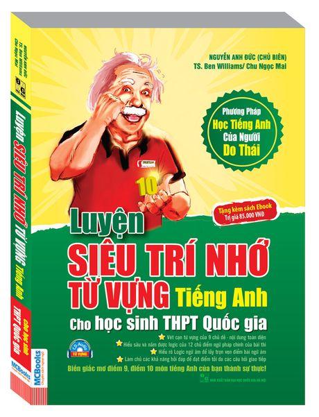 Ra mat sach Luyen sieu tri nho tu vung tieng Anh - Anh 2