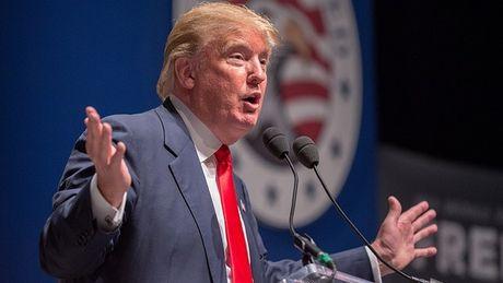 Ong Donald Trump tuyen bo chi tien 'khung' cho chien dich tranh cu - Anh 1