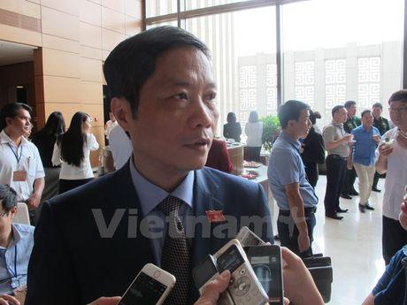 Lum xum cua ong Vu Huy Hoang: Bo truong Bo Cong Thuong len tieng - Anh 1