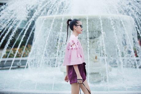 Bo doi quan quan Vietnam's Next Top Model du doan xu huong thoi trang - Anh 1